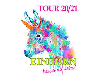 Logo Einhorn besser als keins Tour 20/21