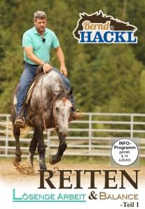 Bernd Hackl DVD Reiten- Teil1 homepage